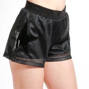 TRIPP NYC Daang Goodman Star Mesh Booty Shorts